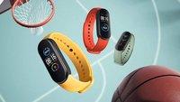 Xiaomi Mi Band 5: Fitness-Tracker bei Otto am Cyber Monday zum Bestpreis