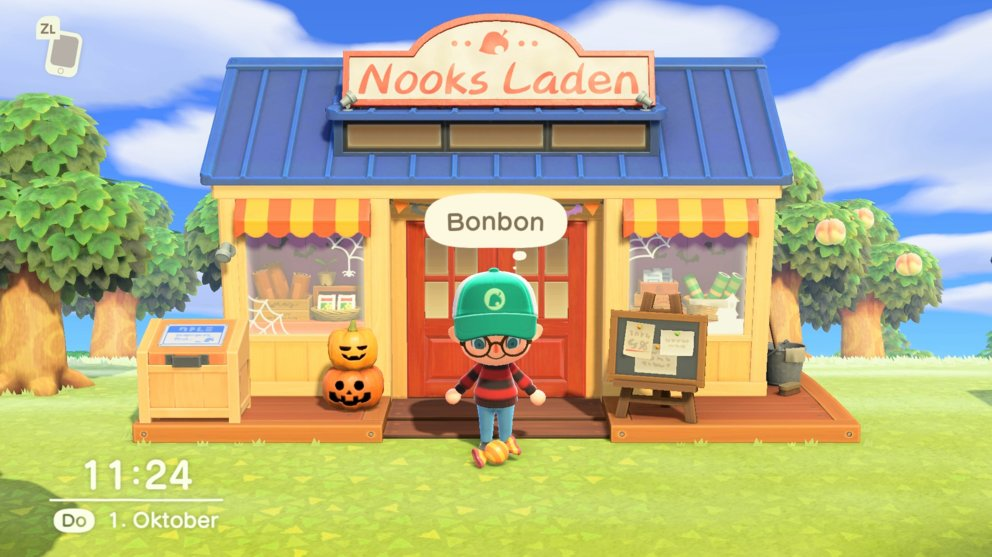 Bonbons farmen bei Animal Crossing: New Horizons – So geht es!