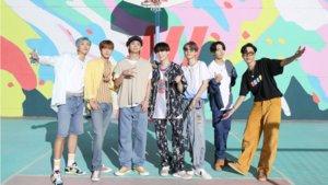 """K-Pop trifft Fortnite: BTS zeigen Musikvideo zu """"Dynamite"""" im Spiel"""