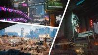 Cyberpunk 2077: Mehr Gameplay aus Night City, der Stadt der Sünde und Gangs