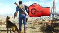 """Frust für """"Fallout 4""""-Streamer: No Death Run scheitert an lächerlichem Bug"""