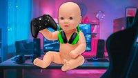 Bizarr: Die erste Kinderpuppe, die Videospiele entwickelt
