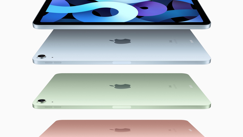 Farbenfroh Apple zeigt neue iPads – und löst das Maskenproblem