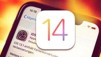 iOS 14 ist da: Download und Installation des iPhone-Updates – was man wissen sollte