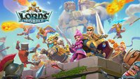 Der Lords Mobile Event-Herbst