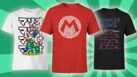 Nintendo-Merch um 40 Prozent reduziert: T-Shirts und Hoodies im Angebot