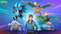 Pokémon GO: Alle Mega-Entwicklungen & Mega-Energie sammeln - so gehts