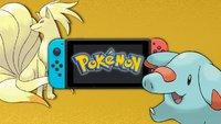 Sehnsüchtig erwartetes Pokémon-Remake könnte bald zur Switch kommen