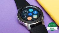 Samsung Galaxy Watch: Smartwatch am Prime Day extrem günstig zu haben