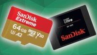 SSDs und Festplatten im Angebot: Speicherwoche bei MediaMarkt