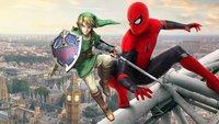 Zelda: Netflix plant Projekt mit Spider-Man-Darsteller, sagt Insider