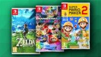 Super Mario Maker 2 und weitere Switch-Spiele jetzt bei MediaMarkt im Angebot