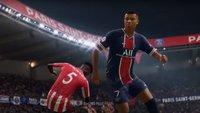 FIFA 21: Die schnellsten Spieler auf dem Rasen