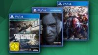 Spiele-Deals bei MediaMarkt: The Last of Us 2 und mehr im Angebot