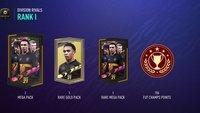 FIFA 21: Division Rivals Belohnungen & Rangpunkte erklärt
