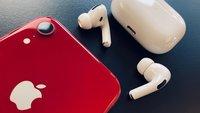 Intelligente AirPods: Apple will uns in Zukunft vor Gefahren warnen