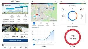 Bosch eBike Connect – App für Android & iOS