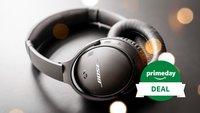 Letzte Chance: Bose QuietComfort 35 II unter 200 Euro: Noise-Cancelling-Kopfhörer am Prime Day reduziert