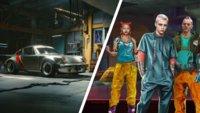 Cyberpunk 2077: Krasse Karren und stylishe Klamotten – Night City Wire Ep. 4