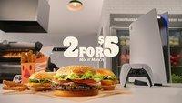 1.000 PS5 bei Burger King: Aber ihr geht leider leer aus