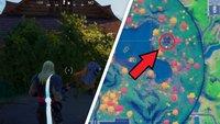 Fortnite: Verstecktes Labor beim Stark-Haus am See - Fundort