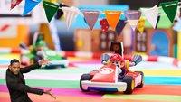 Nintendos Carrera-Klon wird ein echtes Mario Kart, wie der neue Trailer zeigt