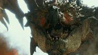 Monster Hunter – der Film: Neue Szenen werden von den Spielern zerrissen