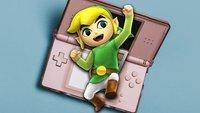 Besondere Nachricht: Zelda-DS-Käufer erwartet eine süße Überraschung