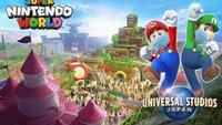 Nintendo-Themenpark eröffnet früher als gedacht – zur Freude der Fans