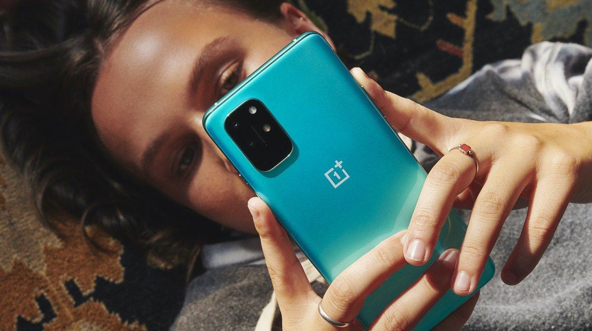 OnePlus 8T im Preisverfall: Top-Smartphone so günstig wie noch nie