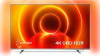Otto verkauft Philips-Fernseher mit 58 Zoll, 4K und Ambilight zum Sparpreis