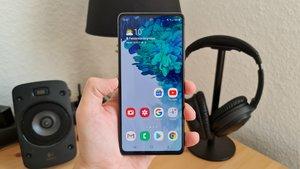 Samsung Galaxy S20 FE im Test: Der beste Freund unter den Smartphones