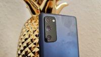 Samsung Galaxy S20 FE: Neues Update verbessert die Kamera