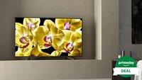 Riesige Sony-4K-Fernseher zum Prime Day 2020 sehr günstig im Angebot