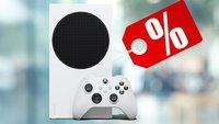 Xbox Series S im Preisverfall: Brandneue Konsole schon jetzt bei Amazon reduziert