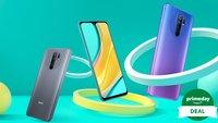 Xiaomi Redmi 9: Günstiges Handy mit großem Akku am Prime Day im Angebot