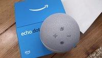 Bestseller fast ausverkauft: Amazon Echo Dot zum Black-Friday-Preis extrem begehrt