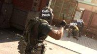 CoD: Modern Warfare – Datenmonster gibt euch ein wenig Festplatte zurück