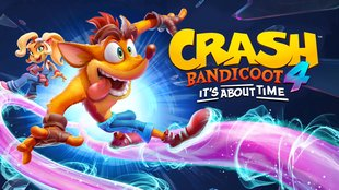 Crash Bandicoot 4 - It's About Time im Test: Old School Jump and Run der besten Sorte