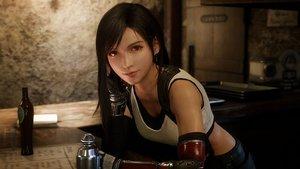 """Final Fantasy 7 und Overwatch liefern sich """"Kopf an Kopf""""-Rennen auf PornHub"""