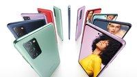 Galaxy S20 FE: Samsung beruhigt die Benutzer