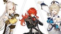 Genshin Impact: Alle Charaktere freischalten - Liste, Bilder und Infos