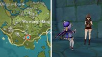Genshin Impact: Chi von Guyun - Quest-Lösung mit Fragment-Fundorten