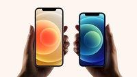 Apple iPhone 12 Mini mit 8 GB LTE im Telekom-Netz zum Schnäppchenpreis