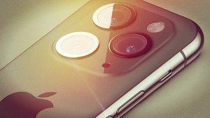 """Kleiner als das iPhone 12 mini: Dieses Handy hat Apple ganz """"vergessen"""""""