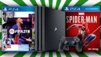 PlayStation 4: Konsolen-Bundles und Top-Games im Angebot