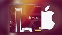 Apple schafft den Sprung auf die PS5: Sony gibt Downloads frei