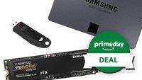 Nur noch eine Stunde: Schnäppchenpreise – SSDs und Festplatten für PS4 Pro und PC stark reduziert