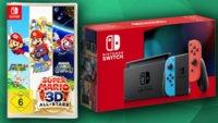 """""""Nintendo Switch""""-Deal: Bundle mit Super Mario 3D All-Stars stark reduziert"""