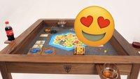 Absurder Kickstarter-Erfolg: 7 Millionen Euro für den perfekten Gaming-Tisch